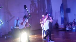 A preview of Justice Crew's new song Live