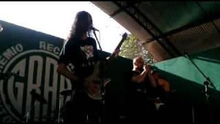Eye of Chaos - Angel in Black (Primal Fear Tribute) Live in I GRAB METAL TRIBUTE