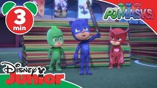 PJ Masks | Super Cat Speed | Disney Junior UK