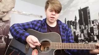 Birthday Girl - Raleigh Ritchie (Acoustic Cover)