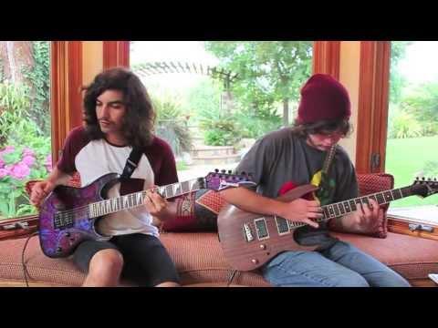chon-dew-guitar-playthrough-chonofficial