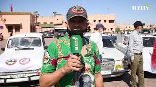 Marrakech: La Fédération royale marocaine des véhicules d'époque se mobilise pour encourager le tourisme
