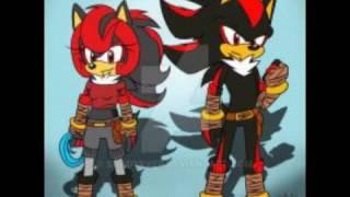Sonic x sonica shadow x shady silver x Silvia (scourge x breach ) •3^•~•7w7