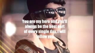 Harris J - My Hero Lyrics