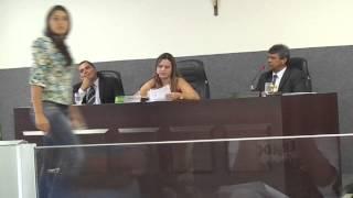 Reunião da Câmara de São Gonçalo (parte 1)