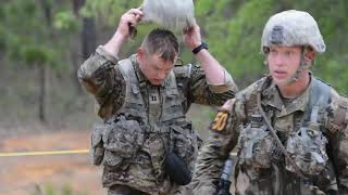 Action Video of the 2019 Best Ranger Competition
