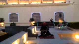 Awesome Music at Taj Rambagh Palace