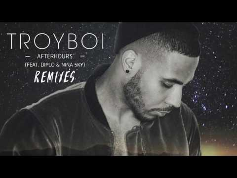 TroyBoi - Afterhours (feat. Diplo And Nina Sky) [QUIX Remix]