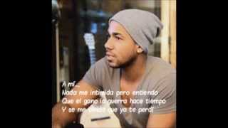 """""""Odio"""" Romeo Santos (ft. Drake) Lyric"""