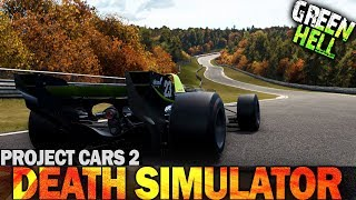 Project Cars 2: The Death simulator Formula X vs The Nordschleife