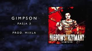 11. Gimpson - Pasja 3 (prod. Mixla)
