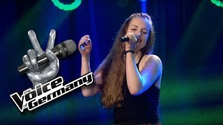 Thinking Of You - Katy Perry | Celena Pieper Cover | The Voice of Germany 2016 | Blind Audition