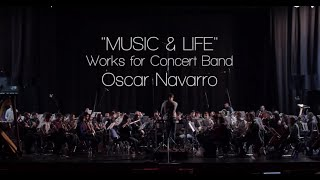 Óscar Navarro presenta Music & Life