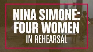 """""""Nina Simone: Four Women"""" at Arena Stage — In Rehearsal"""