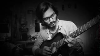 Jaadu Teri Nazar in guitar cover by Shivam Thapa