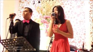 Clean Bandit - Rather Be ft. Jess Glynne ( Cover By Silhouette Entertainment ) Band Wedding Surabaya