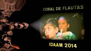 CORAL DE FLAUTAS IDAAM 2014
