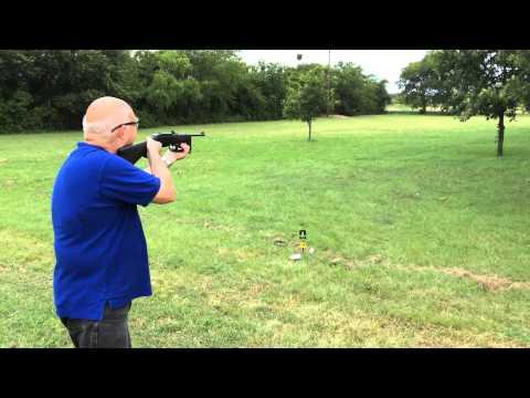Video: Tom Gaylord shoots the Rocket Shot target | Pyramyd Air