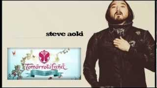Kid Cudi ft MGMT - Pursuit Of Happiness (Carnage Festival Trap Remix). Steve Aoki Tomorrowland 2013