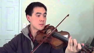 Fullmetal Alchemist: Resembool's Lullaby for Solo Violin