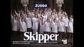 Spot - SKIPPER ZUEGG - 1988 Completo, 40 sec. !