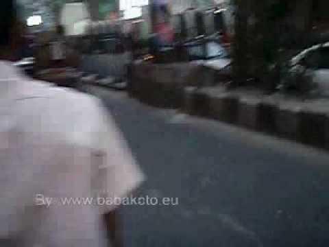 By bicycle rickshaw through Dhaka – Bangladesh