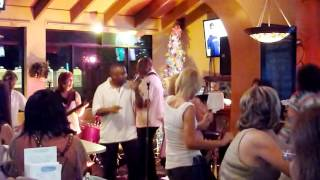 Twisting the Night Away  by Sound Storm @ Bowman Restaurant August 29 2015