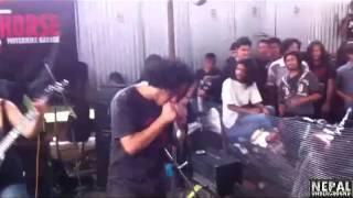 Binaash - momo pasal Live