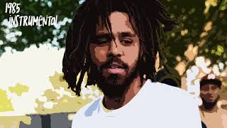 J. Cole - 1985 (Full Instrumental) [HD]