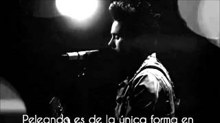 Alibi - 30 seconds to mars (Subtitulada al español)
