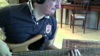 My Personal Cover Bass - Boogie Wonderland (Earth Wind & Fire)