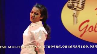 NEPAL GOLDEN IDOL Ranjita Timalsina parfamence semi fimale ROUND
