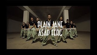 Plain Jane | A$AP Ferg | Choreography - By Cheryl Lofred (Concept Of Movement)