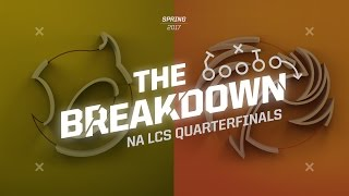 The Breakdown with Jatt: Ryu's Shockwave (NA LCS Quarterfinals)
