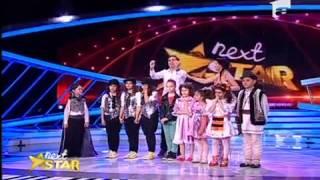 The Dolls un adevarat spectacol! Merg in finala! NextStar Romania 9 Mai 2013