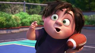 Lou - Cars 3   official FIRST LOOK clip (2017)