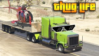 GTA 5 ONLINE : THUG LIFE AND FUNNY MOMENTS (WINS, STUNTS AND FAILS #68)