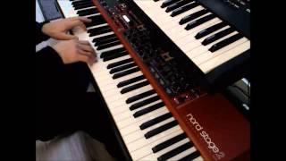 Dimmu Borgir - in death's embrace - full piano cover