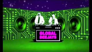 GET UP   Global Deejays feat Technotronic