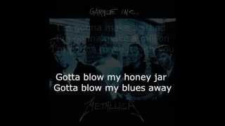 Metallica - It's Electric Lyrics (HD)