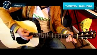 Mi Bello Angel PRIMOS MX Cover Acustico Guitarra Tutorial