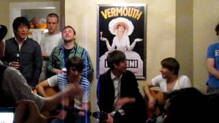 Vacations - Falling For You (Acoustic/Live@Party On Pechin)