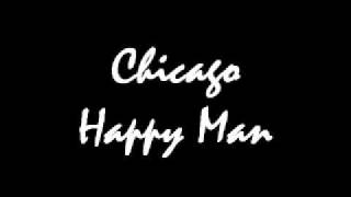 Chicago Happy Man