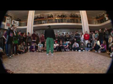 Uzi rock (H.B.T.C. crew) vs Well (Ruffneck Attack)