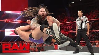 """Woken"" Matt Hardy & Bray Wyatt vs. The Revival: Raw, July 30, 2018"