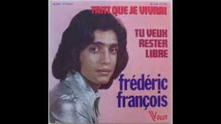 FREDERICK FRANCOIS & TE QUIERO TE AMO ...