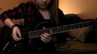 Nightwish - Nemo guitar solo cover