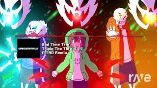 Tokyovania The Control V3 Remix - Bad Time Trio & Inktale | AidanGarcia