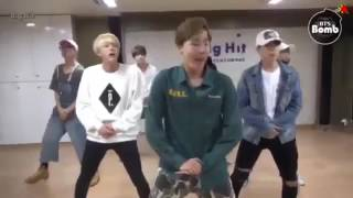 Bts sliver spoon (snoop dogg drop it like its hot)