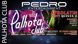 AFROLATIN PARTY - PALHOTA CLUB - DJ N'GROOVE